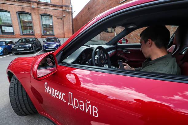 Порше от Яндекса