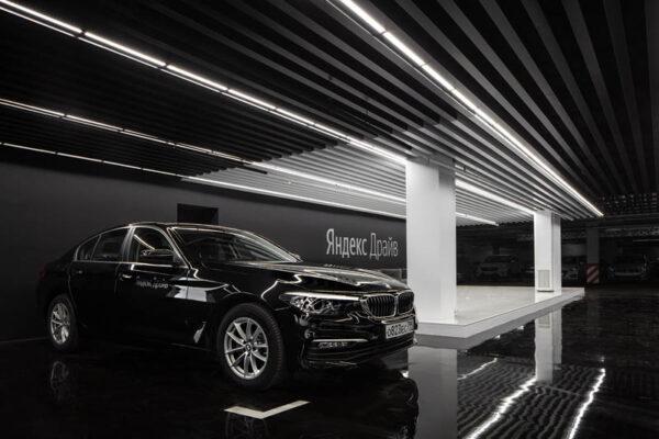 BMW от Яндекс.Драйв