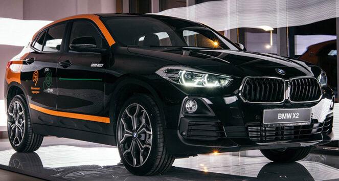 BMW X2 от Юдрайва
