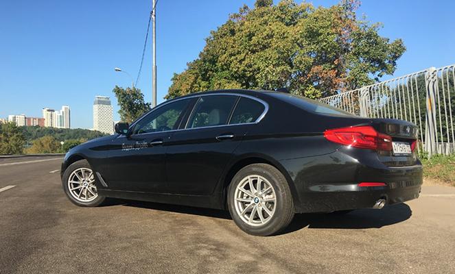 BMW от Яндекса