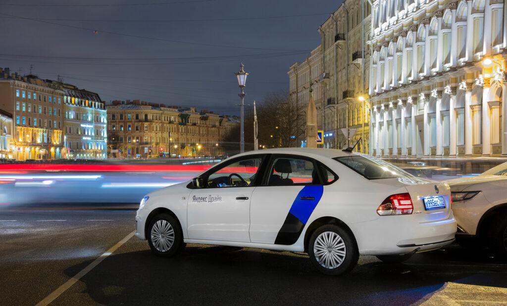 Каршеринг «Яндекс.Драйв» в Санкт-Петербурге