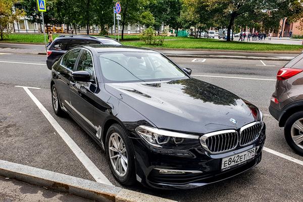 BMW в Яндекс.Драйв