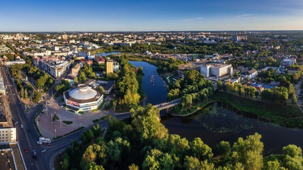 Каршеринг в Твери и Иваново