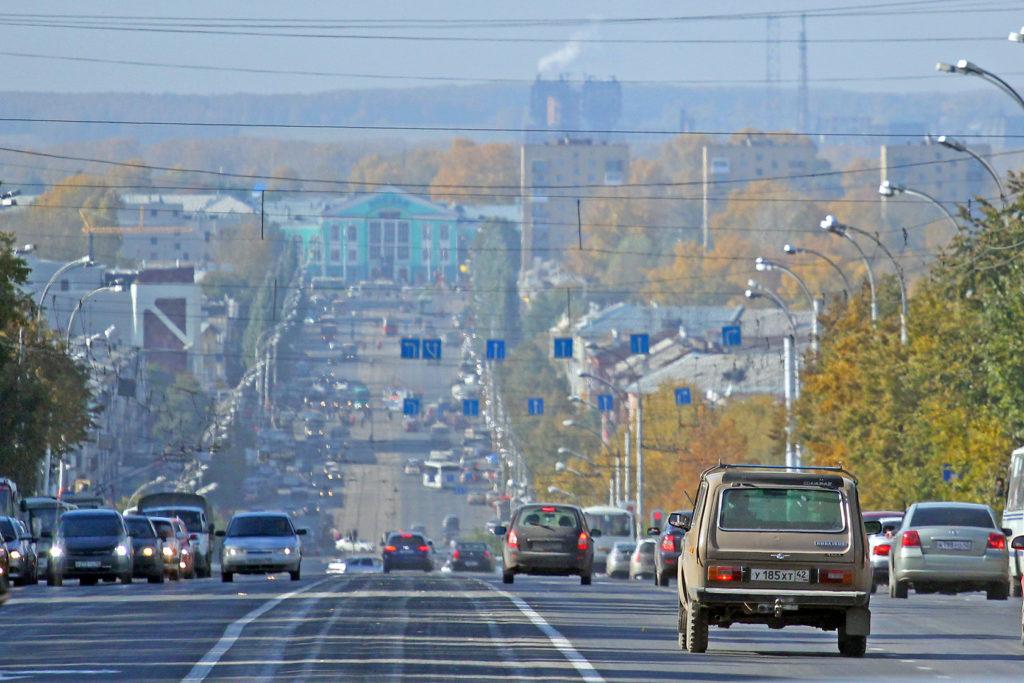 трафик по Кемерово
