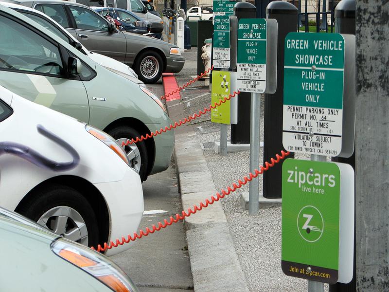 carsharing Zipcar