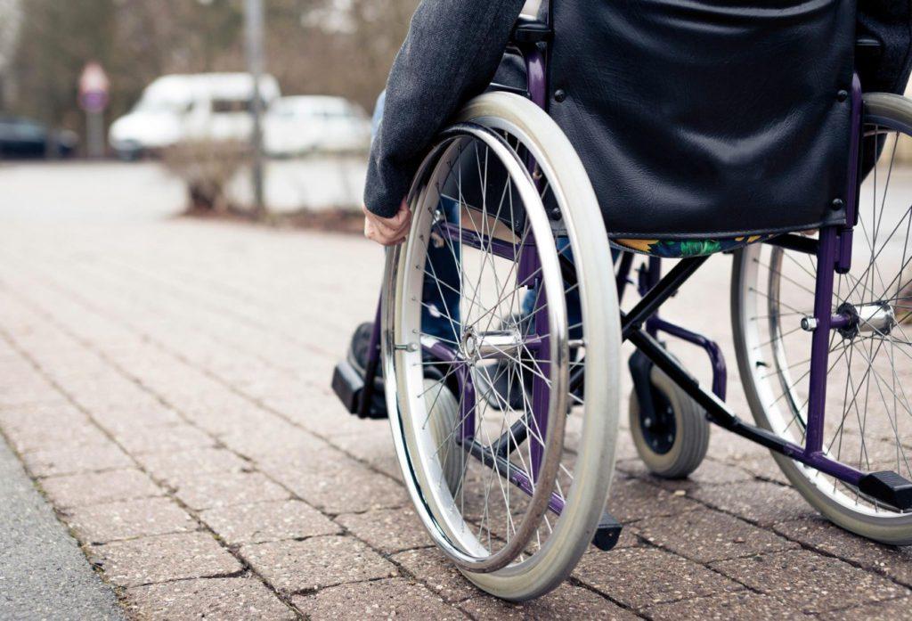 Каршеринг для инвалидов
