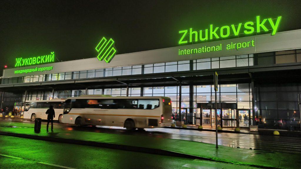 Какой каршеринг разрешает завершать аренду в аэропорту «Жуковский»