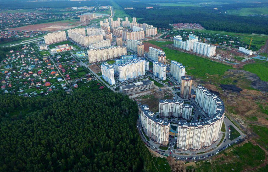 Каршеринг в городе Домодедово